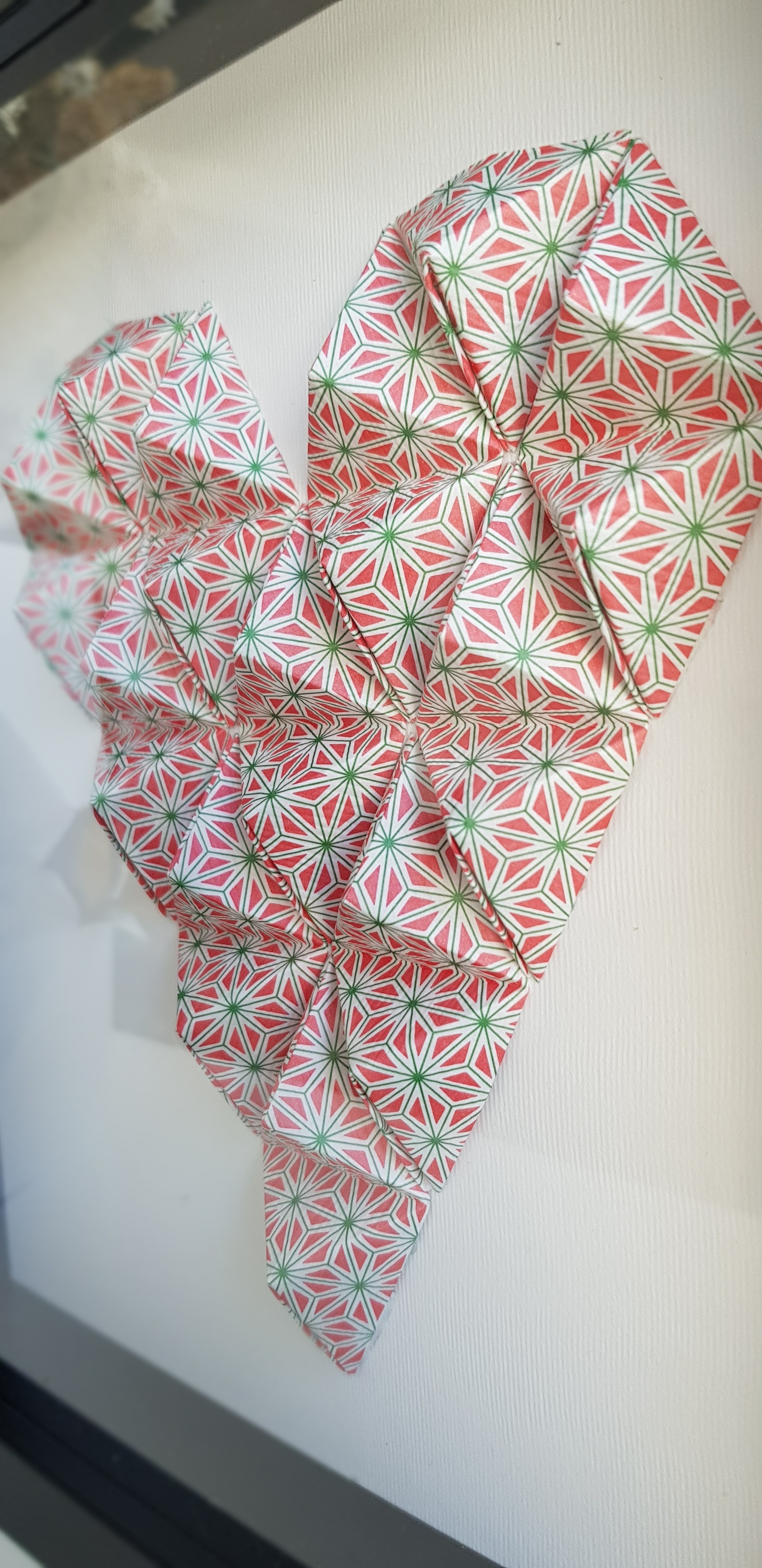 Papier motif géométrique