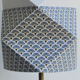 T Tissu motif Art Nouveau